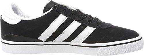 adidas Busenitz Vulc, Zapatillas para Hombre, Negro (Black/Footwear White/Black 0), 41 1/3 EU