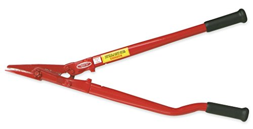 Crescent H.K. Porter 24' Heavy Duty Steel Strap Cutter for Straps up to 2' - 2690GP