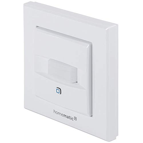 Homematic IP Wired Bewegungsmelder und Wandtaster für 55er Rahmen HmIPW-SMI55
