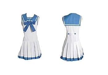 Nagi no Asukara Manaka Mukaido Chisaki Hiradaira Cosplay Costume