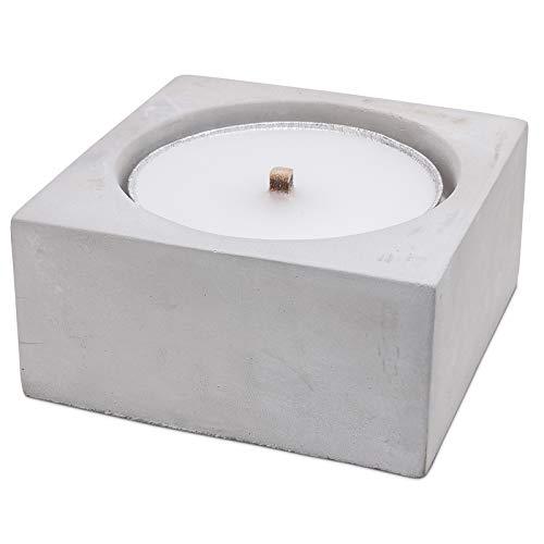 Scheulen Betonhalter inkl. Flammschale 22 cm / 11 cm