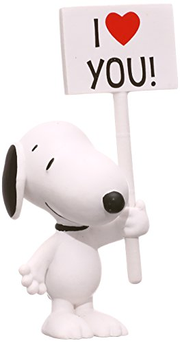 Schleich - Figura I Love You! Snoopy (22006)