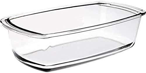 IBILI Kuchenform Kristall 27x14x7 cm, Glas, transparent, 27 x 14 x 7 cm