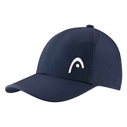 HEAD Pro Player Casquette - Mixte Adulte - Bleu (navy) - Taille unique
