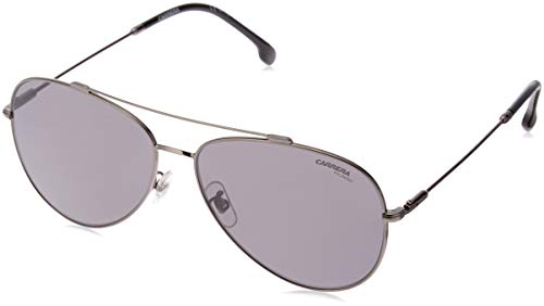 Carrera Sport 183/F/S Gafas, DKRUTH BLACK/GY GREY, 62 Hombres