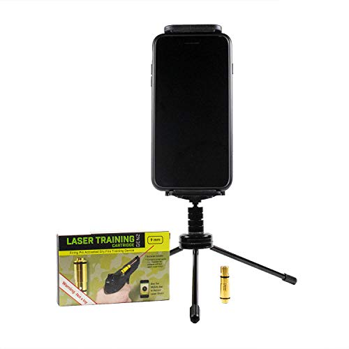 G-Sight Firearm Dryfire Laser Training System with Cartridge, Tripod, and App
