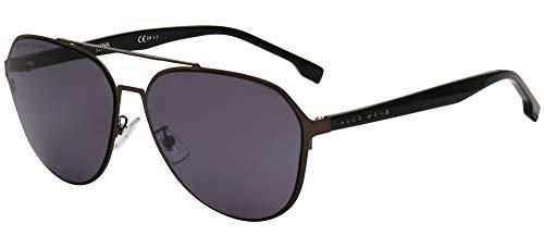 Hugo Boss Gafas de Sol BOSS 1216/F/SK Ruthenium/Grey 63/15/145 hombre