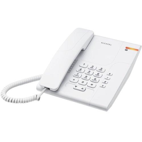Alcatel ALC30180B - Teléfono, Color Blanco