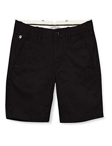 G-STAR RAW Mens Vetar Slim Shorts, dk Black C072-6484, 36W