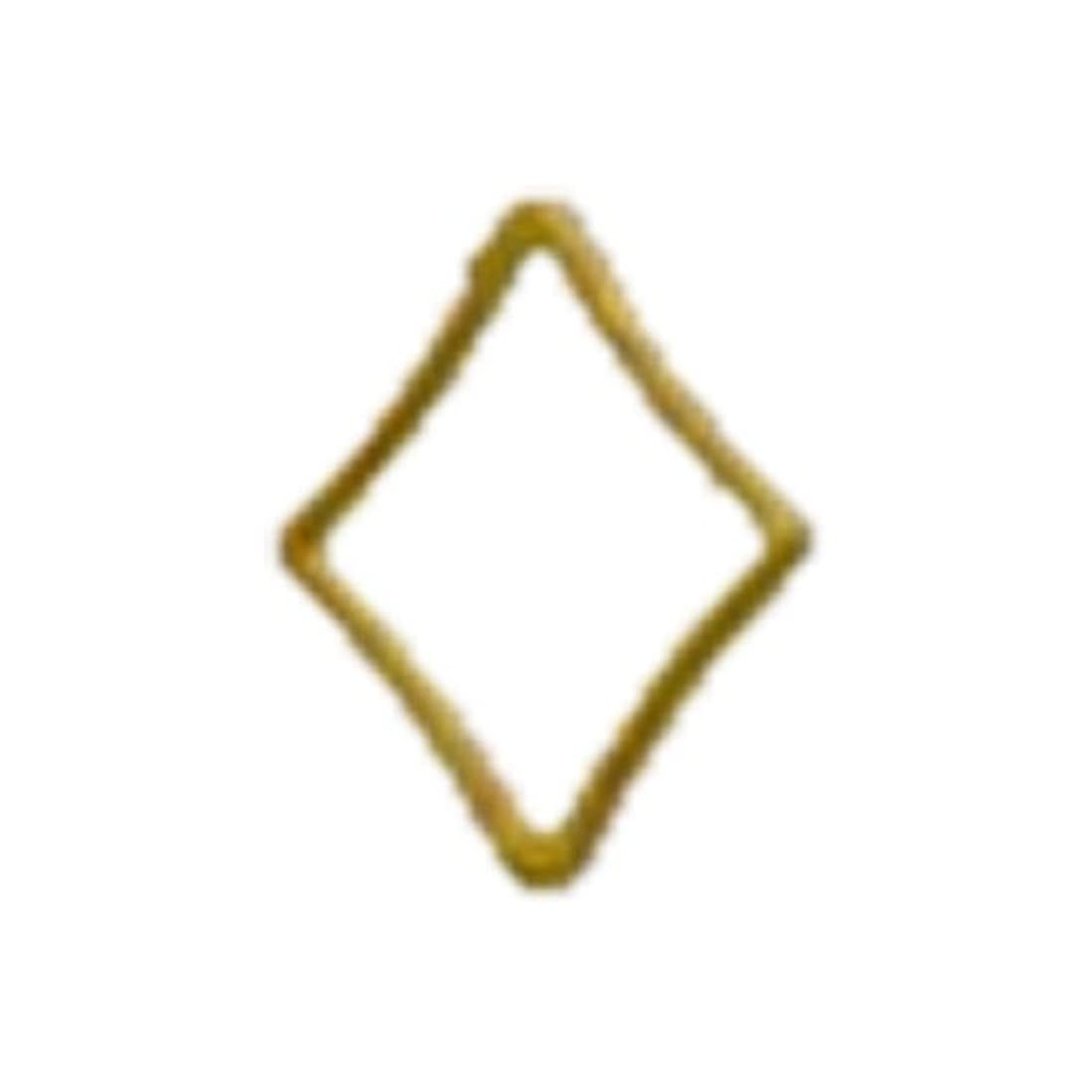行政有名な傾向があるリトルプリティー ネイルアートパーツ キラキラ 3S ゴールド 20個