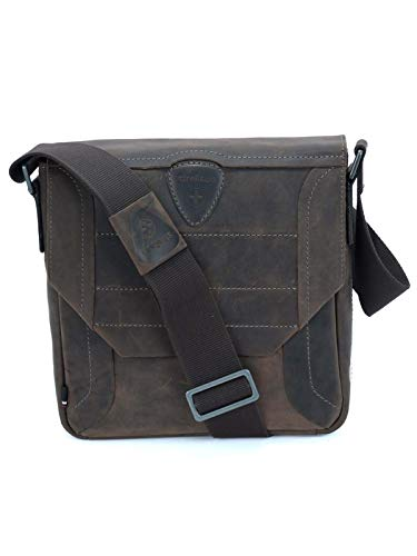 Strellson hunter shoulderbag svf Herren Leder Tasche