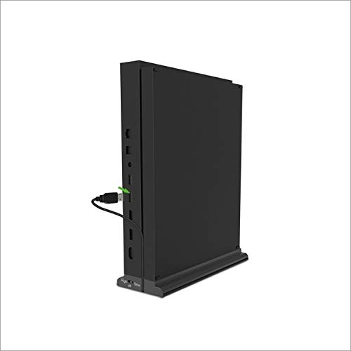 Jiangym Toys & Hobbies TYX-1768 Heat Dissipate Vertical Stand Base Cooling Dock Cooling Fan Bracket for Xbox One X Game Console Toys & Hobbies