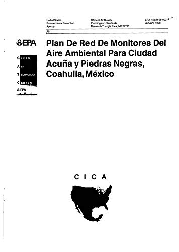 Plan De Red De Monitores Del Aire Ambiental Para Cuidad