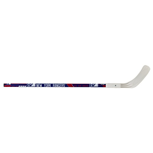 Franklin Sports New York Rangers Street Hockey Stick - 40