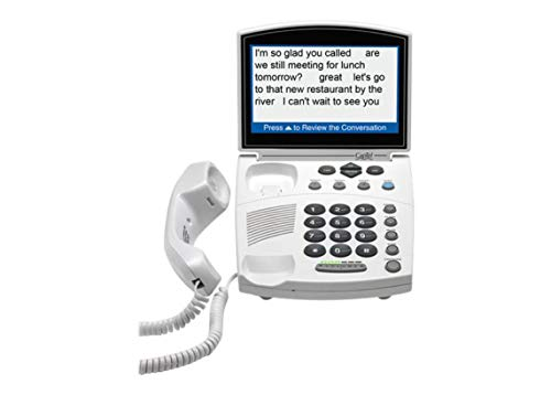 Hamilton Cap Tel 840i - Captioning Corded Telephone for People