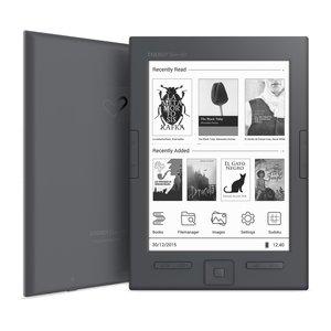 Energy Sistem Slim HD - Lettore e-book 6' E-ink Carta HD, 8 GB