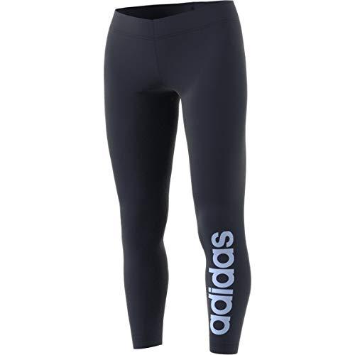 adidas Essentials - Mallas lineales para mujer - 34342900105, Leggings, S, Legend Ink/Azul brillante