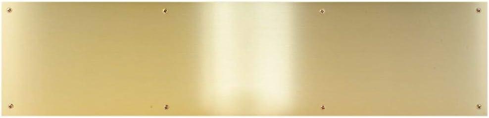 CPG Products-Metal Door Kick Plate-Brass Tone 34
