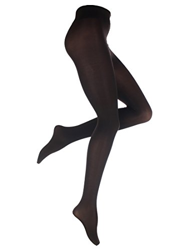 Oroblu - Dames - Satin Tights Panty, 60 denier - Bruin - 38-40