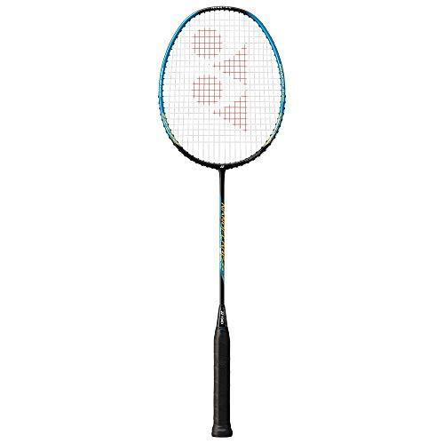 YONEX Nanoflare 001 Ability besaitet g Badmintonschläger Badmintonschläger Schwarz - Blau