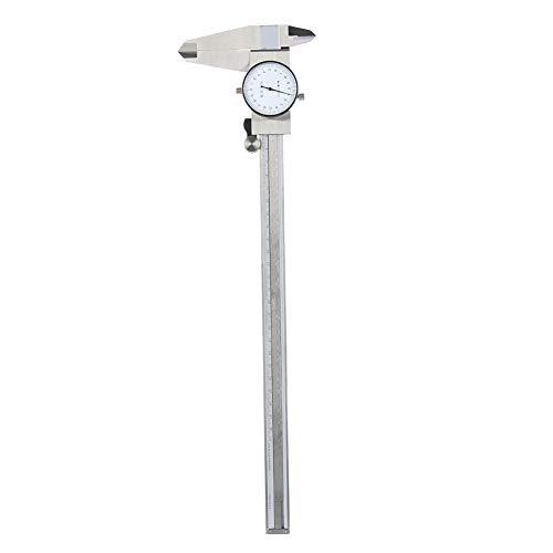 Dial digital Vernier Caliper 300mm, acero inoxidable Ajuste de alta calidad Dial Gobernante Calibrador Herramienta de medición electrónica multifunción Micrómetro Profundidad Altura