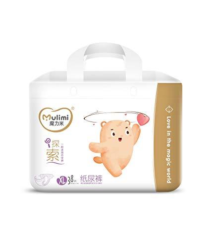 Diapers Mulimi XL 12-17kg. 38Pcs.