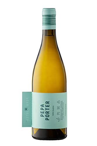 PEPA PORTER Vino blanco godello D.O Monterrei - Pack 6 botellas x 75 cl
