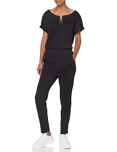 G-STAR RAW Damen Jumpsuit Cocaux Straight Suit, Schwarz (Dk Black B771-6484), X-Small