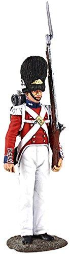 W.Britains Toy Soldiers 10048 British Grenadier Guardsman 1831 1:30 Scale Pewter