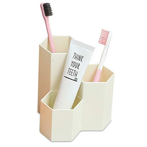 Stiftebox aus Kunststoff,Hexagonal Stifthalter,Stück schreibtisch bleistift aufbewahrungsbox,Schreibwaren Stifthalter Box,Multifunktionaler Stifthalter,Schreibtisch Stifthalter