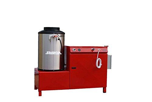 Sale!! Spartan Big Blast 5300 STPF/3Ph/460V Hot Water Pressure Washer, 460V/3 Phase, 10 hp Natural G...
