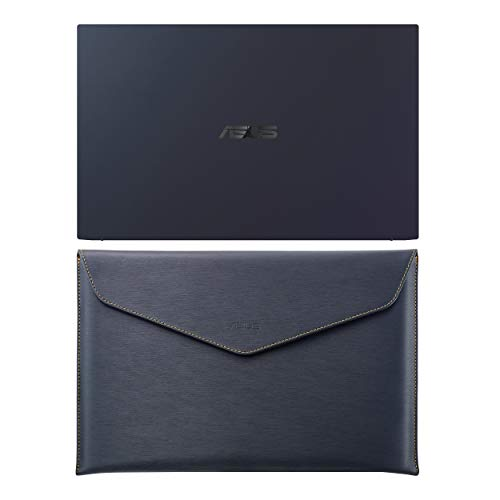 """Product Image 1: ASUS ExpertBook B9450 Thin and Light Business Laptop, 14"""" FHD, Intel Core i7-10510U Processor, 2TB PCIe SSD, 16GB RAM, Windows 10 Pro, Up to 24 Hrs Battery Life, Sleeve, B9450FA-XS79"""
