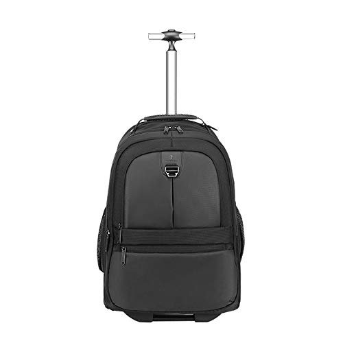 Arctic Hunter Avid Unisex Adult Trolley Backpack - Black