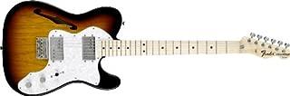Fender Classic Series '72 Telecaster Thinline, Maple Fretboard - 3-Color Sunburst
