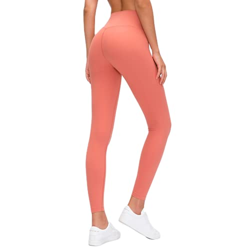 QTJY Pantalones de Yoga Ajustados de Cintura Alta para Mujer, Ejercicio de Gimnasia, Ejercicio físico, Medias de Secado rápido sin Costuras FL