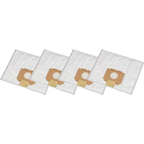 4 Staubsaugerbeutel geeignet für AEG Vampyr CE2000EL 903151822 Bodenstaubsauger