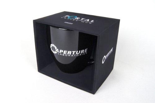 Aperture Laboratories Tasse 'Portal 2' [Importación Alemana]
