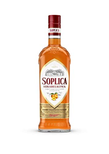SOPLICA Wodka Mirabelkowa / Vodka Mirabelle