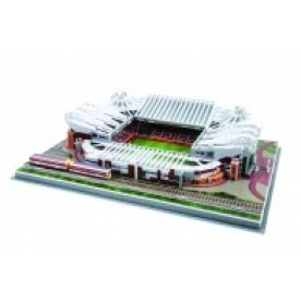 Official Manchester United Jigsaw Puzzle - 3D Old Trafford Stadium