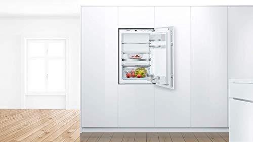Bosch KIR21ADD0 Serie 6 Einbau-Kühlschrank / D / 88 cm Nischenhöhe / 75 kWh/Jahr / 144 L / VitaFresh plus / VarioShelf