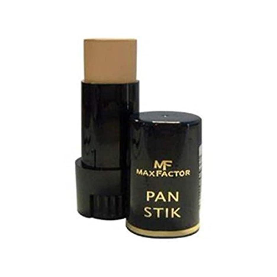 潮バンク吐き出すマックスファクターパンスティック基盤深いオリーブ60 x4 - Max Factor Pan Stick Foundation Deep Olive 60 (Pack of 4) [並行輸入品]