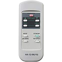 small HA-12-09 / 10 Replacing the remote control of Panasonic's air conditioner 671190018A 671190018B Works…