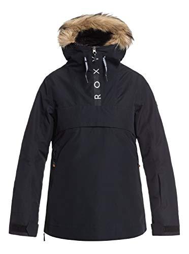 Roxy Shelter - Chaqueta para Nieve - Mujer - M - Negro