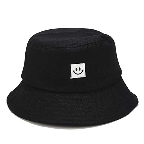 Sombreros de Cubo de Verano, Sombrero de Mujer y Hombre, Sombrero de Pesca de Doble Cara, Gorro de Pescador para niños yniñas, Gorro-a17