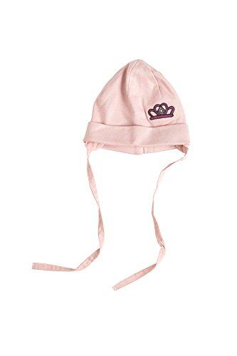 Sigikid Baby-Mädchen Mütze, Rosa (Peach Skin 628), M (Herstellergröße: 42/44)