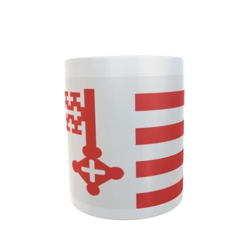 U24 Tasse Kaffeebecher Mug Cup Flagge Soest