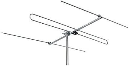 FM Antenna High Gain Reception Directional FM Reception Antenna - 3 Element Yagi
