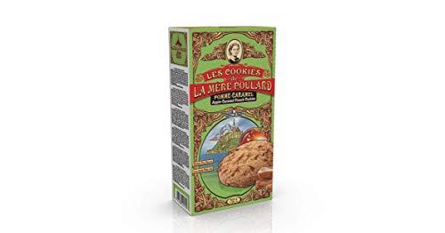 La Mère Poulard Apple-Caramel French Cookies Papierverpackung 200g