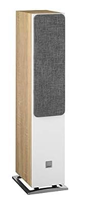 Dali Oberon 5 Floorstanding Speakers (Pair) (Light Oak) by DALI