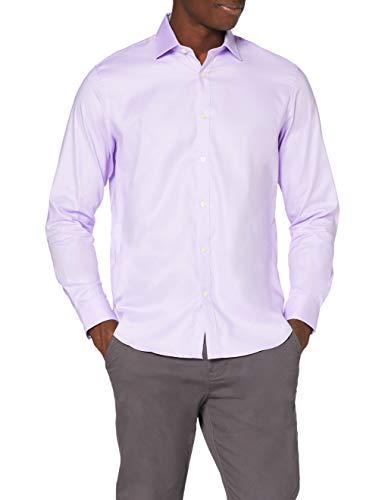 MERAKI Camisa de Vestir Hombre